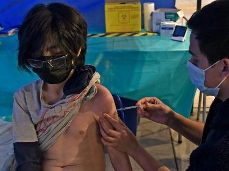 ¿Cuándo comienza la vacunación de niños?: Revisa el calendario