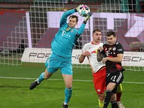 Bayern Múnich visita a Leipzig buscando la cima de la Bundesliga