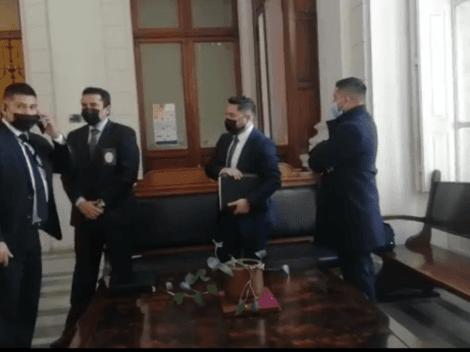 PDI llega a la Convención para notificar a Loncon y Bassa por caso Rojas Vade