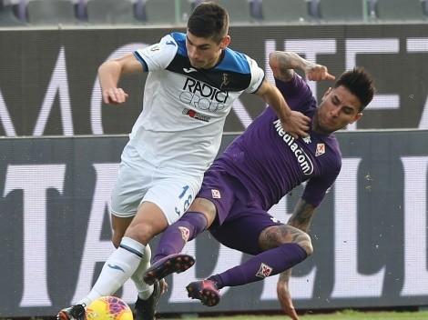 La Fiorentina de Erick Pulgar visita a Atalanta buscando escalar en la tabla
