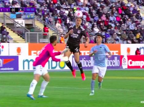 ¡Con todo! Colo Colo lo da vuelta con goles de Solari y Parraguez