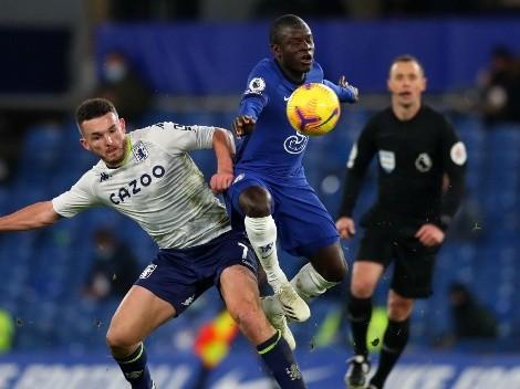 Horario: Chelsea de Lukaku recibe al Aston Villa en Stamford Bridge