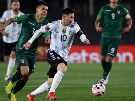 Video: el triplete que le da el récord goleador a Messi