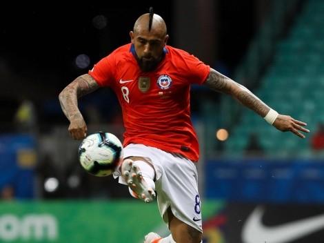"""Vidal: """"Pelearemos hasta el final. Orgulloso de ser chileno"""""""