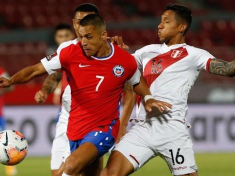 Perú tiene a su primera baja para enfrentar a Chile en octubre
