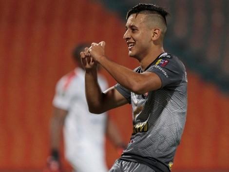 Esteban Valencia confirma arribo de Anderson Contreras a la U