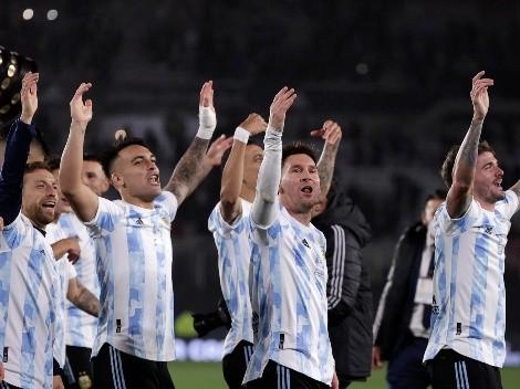 El Papu Gómez se las bailó todas con Argentina
