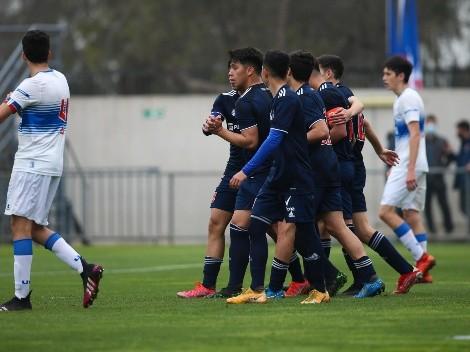 EN VIVO   Universidad de Chile recibe a Santiago Morning en la segunda fecha del Campeonato Fútbol Joven 2021