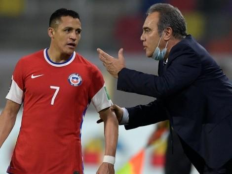 """Guarello acusa a Lasarte y lanza: """"Chile es esa planta muerta en el macetero"""""""