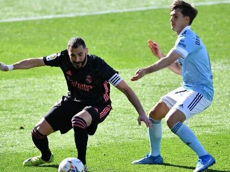 Real Madrid recibe al Celta de Vigo por una nueva fecha de La Liga