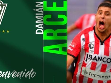 Wanderers se sigue reforzando: ficha al volante Damián Arce