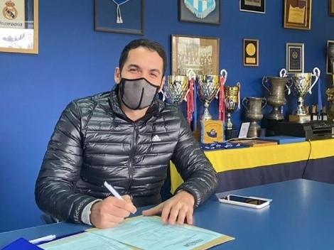 Everton sorprende con fichaje de última hora de Matías Jadue