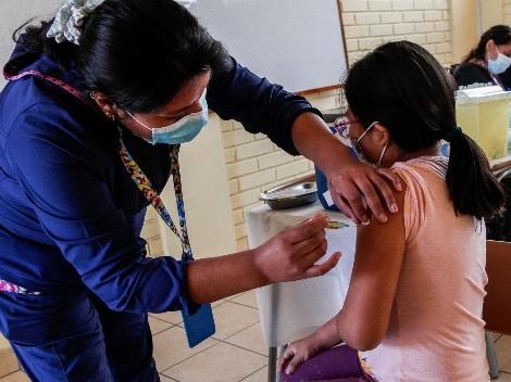 ¿Niños de qué edad se vacunan la próxima semana?