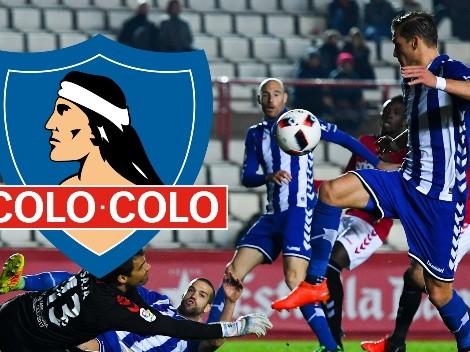 ¡Colo Colo contrata al Beckham venezolano en el último minuto!