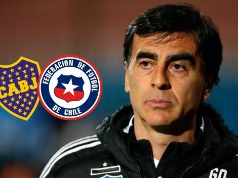 Quinteros analiza opciones en la Roja y Boca Juniors