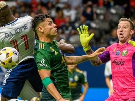 Gol chileno en la MLS: Mora le da el triunfo al Portland