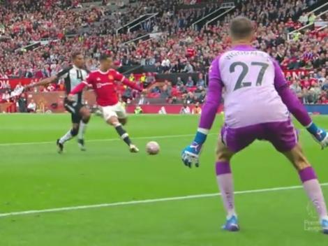 Video: ¡Caño incluido! Cristiano Ronaldo anota un doblete