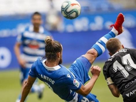 Trae golazos a Colo Colo: las chilenas y tijeras de Santos