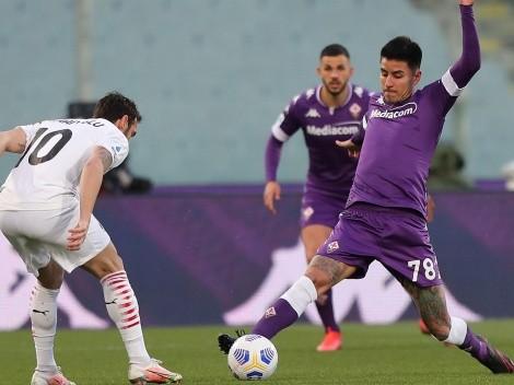 Erick Pulgar en el radar del Inter de Milán para 2022