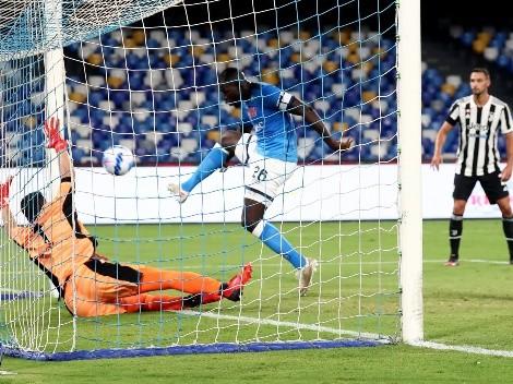 Remontada y triunfo de Napoli contra una Juve que no puede ganar
