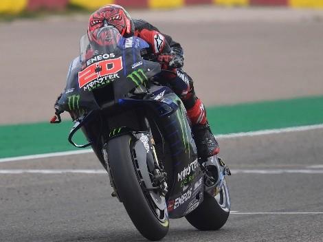 Gran Premio de Aragón del MotoGP: Hora y TV