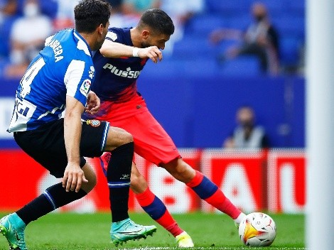 Griezmann redebuta en Atlético con infartante triunfo
