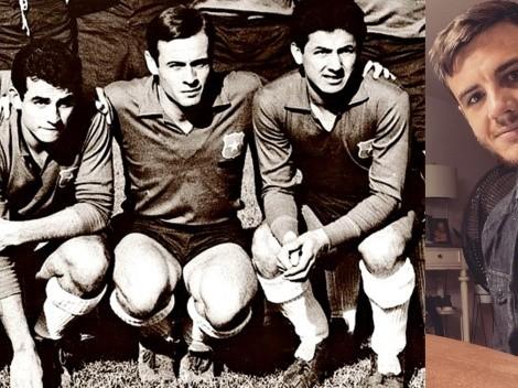 El homenaje a la selección del 62 que propuso Tito Fouillioux