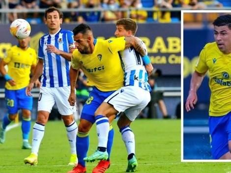 Alarcón no pudo contra el talento de Oyarzabal que marcó doblete
