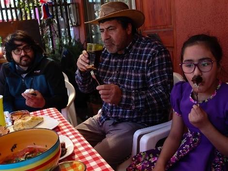 ¿Cuál es el aforo para reuniones en Fiestas Patrias?