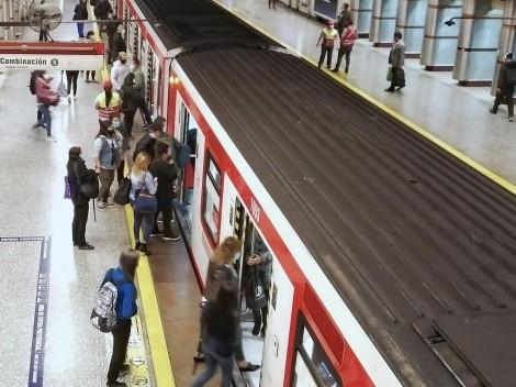 ¿A qué hora cierra el metro este lunes 13 de septiembre?