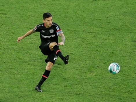 Pellegrini advierte al Leverkusen por ausencia de Charles