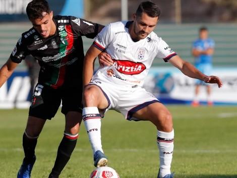 ¿Cuándo juega Palestino vs Deportes Melipilla por Torneo Nacional?
