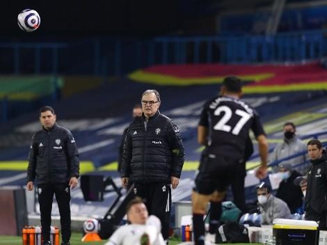 Presidente del Leeds elogia a Bielsa y le mete presión