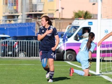 Sonya Keefe se integra a la selección chilena femenina