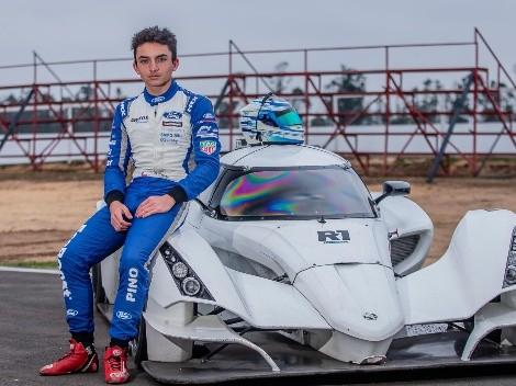 Nico Pino correrá las 4 Horas de Spa-Francorchamps