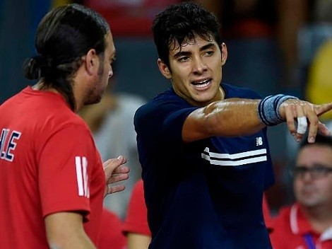 ¿Cuándo juega Chile por Copa Davis?