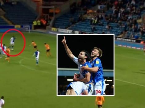 ¡Ben onfire! Mega-golazo en victoria del Blackburn