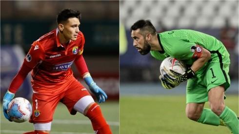 El 1 de Audax Italiano, Joaquín Muñoz, es uno de los ilusionados con el regreso de Claudio Bravo al fútbol chileno