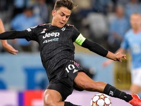Juventus limpia su imagen con una contundente goleada