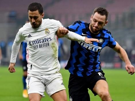 ¿Cuándo juega Inter vs Real Madrid por la Champions?