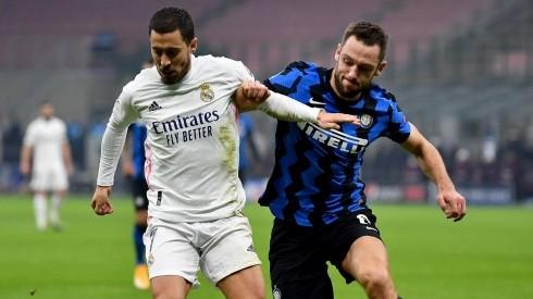 Inter se reencuentra con el Real Madrid por Champions.