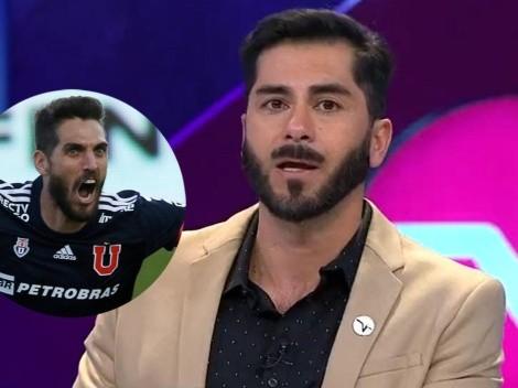 """Johnny Herrera compara a Larrivey con el Matador Salas: """"Es un superclase"""""""