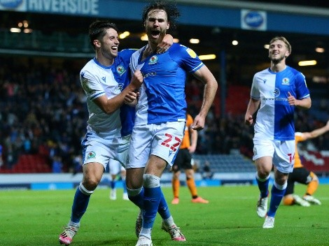 "Ben ovacionado tras su golazo al Hull City: ""¡Díaz, Díaz, Díaz!"""