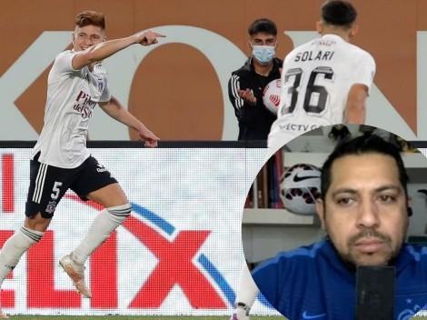 """Rodrigo Herrera se la juega: """"Señor Lasarte, Leo Gil es chileno"""""""