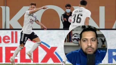 El periodista de Redgol en La Clave, Rodrigo Herrera, destaca la importancia que sería para la Roja contar con un jugador como Leonardo Gil para las Eliminatorias