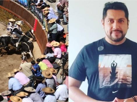 """Rodrigo Herrrera: """"Llegó la hora de prohibir el rodeo"""""""