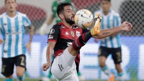 Isla desechó al Villarreal para seguir en Flamengo