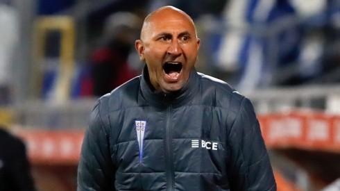 Cristián Paulucci ha ganado sus dos partidos como interino al mando de Universidad Católica