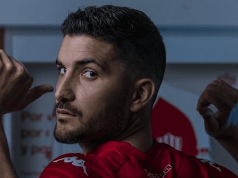 Nicolás Blandi traslada sus ausencias a Unión de Santa Fe