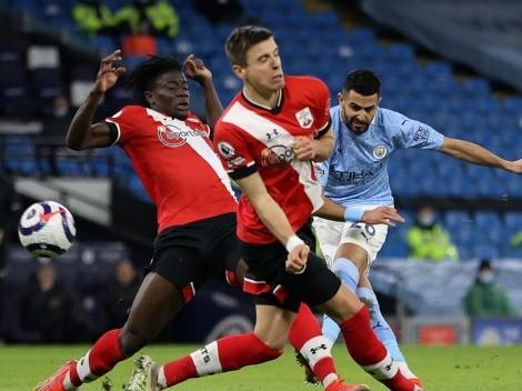 Manchester City recibe a un complicado Southampton en la 5° fecha de la Premier